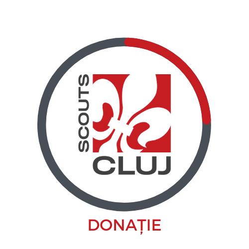 Susține cercetășia din Cluj cu o sponsorizare